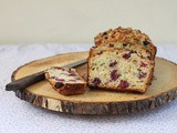 Blackberry Blue Cheese Walnut Loaf #BreadBakers