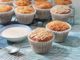 Browned Butter Banana Muffins #MuffinMonday
