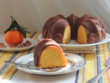 Clementine Almond Bundt #BundtBakers