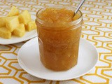 Easy Pineapple Jam