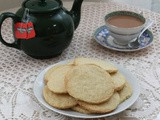 Lazy Cow Rich Tea Biscuits #CreativeCookieExchange