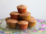 Sweet Potato Sprouted Spelt Muffins #MuffinMonday