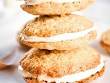 Super Easy Mini Whiskey Oatmeal Cream Pies Recipe