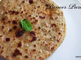 Paneer Paratha | Cottage Cheese Stuffed Flatbread