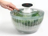 Cool Kitchen Tool:  oxo Salad Spinner Giveaway