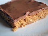 Lunchlady Peanut Butter Bars