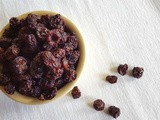 Oven Dried Cherries & Bonus Simple Syrup