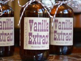 Packaging Ideas for Homemade Vanilla Extract