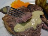 Perfect Steak with Bernaise Sauce
