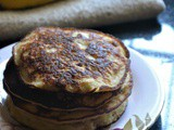 Coconut Flour Banana Pancakes Recipe – Low Carb Recipes