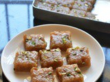 Paal Mittai / Milk Fudge – Indian Milk Sweet Recipes