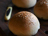 Sourdough Burger Buns Recipe – Video Included