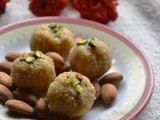 Sugar Free Paneer Almond Ladoo – Indian Milk Sweet Recipes