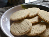 Tea Time Biscuits Recipe