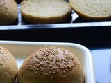 Whole Wheat Burger / Sandwich Buns – Video