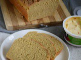 Whole Wheat Pumpkin Sandwich Loaf Recipe – #BreadBakers