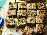 Carrot, Oat and Chocolate Bars