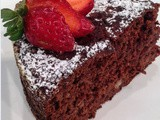 Chocolate Beetroot Cake – no processed sugar, no butter or oils