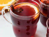 Mulled wine, and then just finish off with a spoonful of imbuljuta