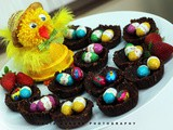 No bake Cookies: Gluten Free Easter Nests