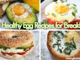 20 Healthy Egg Recipes for Breakfast