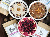 3 Smoothie Bowl Recipes with Native Box