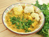 Cauliflower – Sweet Potato Stew