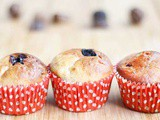 Chocolate-Filled Banana Muffins + Video