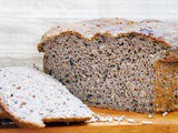 Easy No-Knead Gluten-Free Rustic Bread | High-Fiber