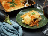 Eggplant Casserole – Vegan Greek Moussaka