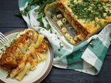 Greek Pasta Casserole – Vegan Pastitsio