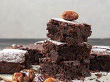 Protein-Power Black Bean Brownies