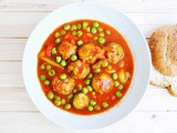 Vegan Meatball Stew with Ikea-Inspired Vegan Meatballs