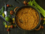 Vegan Roasted Tomato Risotto