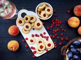Vegan Thumbprint Cookies