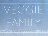 Veggie family eCookBook | 55 Family-Friendly Recipes