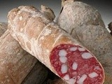 Gourmet words from the italian riviera: salame di sant'olcese (ge)