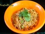 Vermicelli Upma - Easy South Indian  breakfast recipe