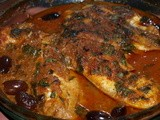 Tilapia Fillets in Spanish Sauce
