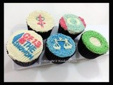 2013 Malaysia's Election Cupcakes