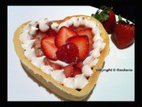 Heart-Shaped Strawberry Pie