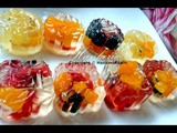Japanese Crystal Jelly Mooncake