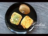 Pumpkin Toast with Express Kiwi Jam