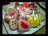 Special Baked Wedding Cookies