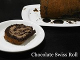 Chocolate Swiss Roll Recipe
