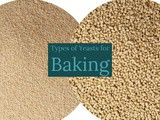 Types of Yeast for Bread Making