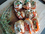Caprese Chicken Roll-ups