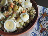 Ensalada Rusa – Spanish Potato Salad