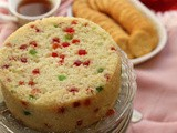Rava Cake Recipe in Pressure Cooker