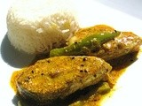 Yogurt Flavoured Steamed Hilsa Recipe